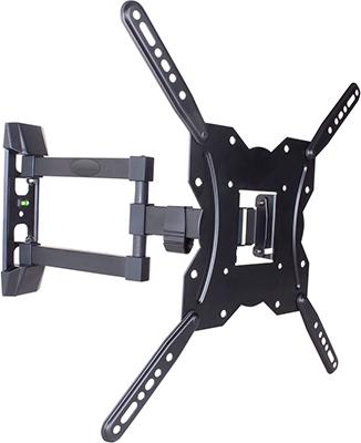 все цены на Кронштейн для телевизоров Kromax GALACTIC-40 black онлайн