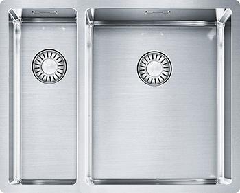 Кухонная мойка FRANKE BXX 260/160-34-16 все цены