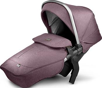Прогулочный блок для 2-го ребенка Silver Cross WAVE CLARET SX 2071.CLSI4 аксессуар сумка 17 3 cross case cc17 014 claret