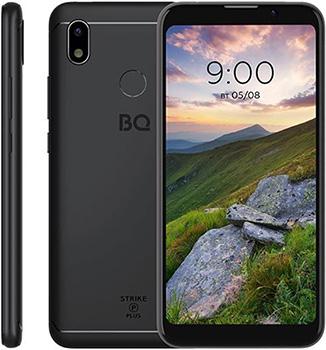 Смартфон BQ 5535L Strike Power Plus Black смартфон bq 5514l strike power 4g красный