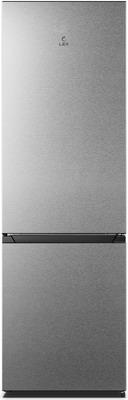 Фото - Двухкамерный холодильник LEX RFS 205 DF IX холодильник lex rfs 202 df ix