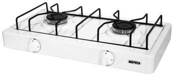 Настольная плита Мечта 200М с комплектом (белая) газовая плита мечта 200м черный
