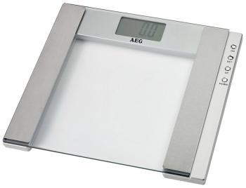 Весы напольные AEG PW 4923 Glas весы напольные aeg pw 4923 glas прозрачный