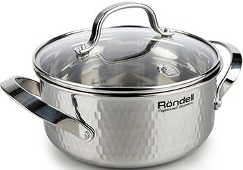 Кастрюля Rondell RDS-829 RainDrops кастрюля rondell raindrops rds 828 20 см 2 5 л