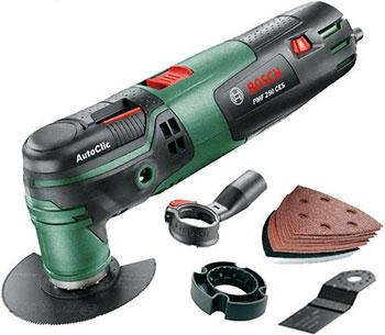 цена на Многофункциональная шлифовальная машина Bosch PMF 250 CES 0603102120