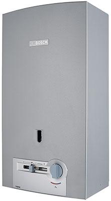 Фото - Газовый водонагреватель Bosch Guarda WR 10-2 P 23 S 5799 с дополнительным датчиком безопасности проточный газовый водонагреватель bosch wr 15 2p23