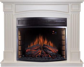 Каминокомплект Royal Flame Boston c очагом Dioramic 28 (алебастр) 11164905291