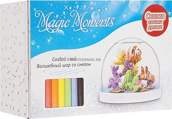 Набор для декорирования Magic Moments Волшебный шар Рыбки mm-4