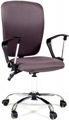 Фото - Офисное кресло Chairman 9801 15-13 серый хром N-А ly 9801 99 38