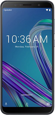 Смартфон ASUS ZenFone Max Pro M1 ZB602KL 4/128GB (90AX00T1-M01460) черный goowiiz черный asus zenfone 4 max plus zc554kl