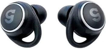 Беспроводные Bluetooth-наушники CaseGuru CGpods с микрофоном Black