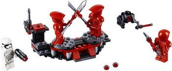 Конструктор Lego Боевой набор Элитной преторианской гвардии 75225 Star Wars конструктор lego star wars 75133 боевой набор повстанцев
