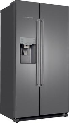Холодильник Side by Side Kuppersberg NSFD 17793 X nsfd 17793 ant refrigerator side by side