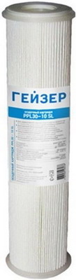 Сменный модуль для систем фильтрации воды Гейзер PPL 30 - 10 SL (28303) цена