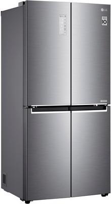 Многокамерный холодильник LG GC-B 22 FTMPL серебристый холодильник lg gc b519pmcz серебристый