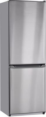 Двухкамерный холодильник NordFrost NRB 139 932 нержавеющая сталь холодильник nordfrost nrb 139 932