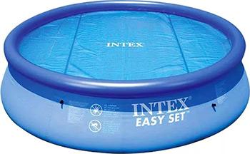 Солнечное покрывало Intex Easy Set 244см 29020