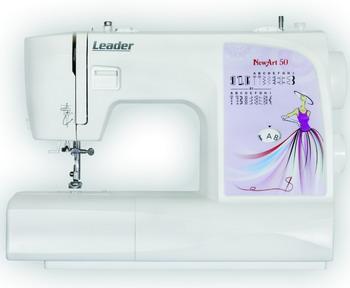 Швейная машина Leader, NewArt 50, Вьетнам  - купить со скидкой