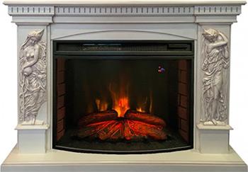 Каминокомплект Realflame Diva 33 WT с Firespace 33 S IR royal flame realflame stone new f33 firespace 33 w ir