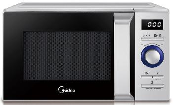 Микроволновая печь - СВЧ Midea AG 820 NN1-S midea ag 820 bju ss