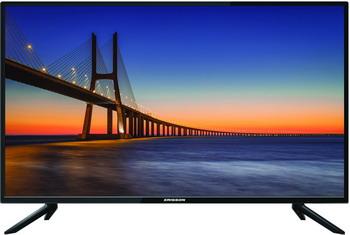 4K (UHD) телевизор Erisson 43 ULE 50 T2SM черный все цены
