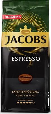 цена на Кофе зерновой Jacobs Espresso 230г