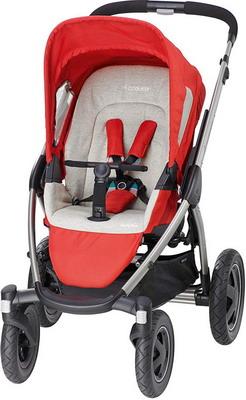 Коляска Maxi-Cosi Mura Plus 4 Folk Red 78207080 цены