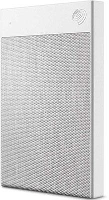 Внешний жесткий диск (HDD) Seagate STHH2000402 2ТБ Backup Plus Ultra Touch 2.5 USB 3.0 White