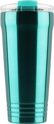 Кружка-термос Igloo из нержавеющей cтали ''Logan'' 650 мл Aqua термос igloo logan цвет синий 1 л