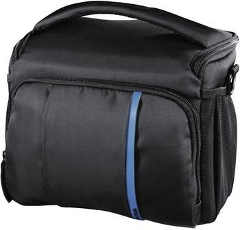 Фото - Сумка для фотокамеры Hama Nashville 140 черный/синий сумка trevor trevor mp002xw13uz1