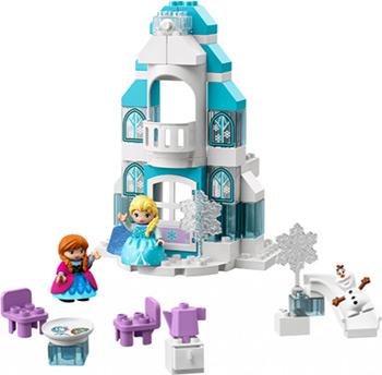 Конструктор Lego DUPLO Princess TM Ледяной замок 10899