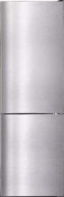 Двухкамерный холодильник Ascoli ADRFS 355 WE однокамерный холодильник ascoli asli 340 we