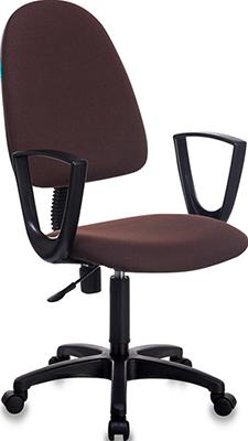 Кресло Бюрократ CH-1300N/BROWN коричневый кресло бюрократ ch 868axsn brown коричневый