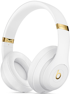 Мониторные наушники Beats Studio3 цвет белый MQ572EE/A портативная колонка beats pill белый [ml4p2ze a]