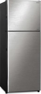 Двухкамерный холодильник Hitachi R-V 472 PU8 BSL серебристый двухкамерный холодильник hitachi r v 662 pu7 bsl серебристый бриллиант