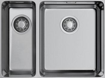 Кухонная мойка Omoikiri Tadzava 58-2-U/IF-IN-R нерж.сталь/нержавеющая сталь кухонная мойка omoikiri sagami 79 2 in нержавеющая сталь 4993733