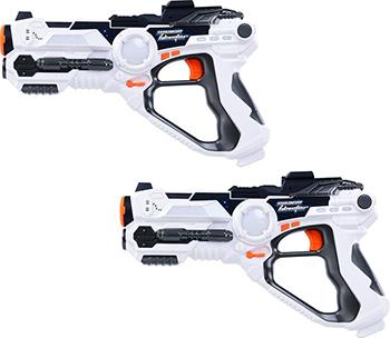 Игрушечное оружие 1 Toy со световыми и звуковыми эффектами LAZERTAG Т12449
