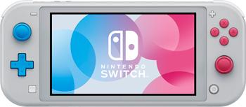 Портативная игровая приставка Nintendo Switch Lite версия «Зэйшиан и Земазента» цена 2017