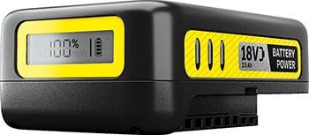 Аккумулятор Karcher Battery Power 18/25 24450340 аккумулятор зарядное устройство karcher starter kit battery power 36 25 2 445 064