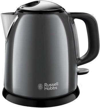 Чайник электрический Russell Hobbs Colours Plus Mini 24993-70 серый