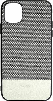 Фото - Чеxол (клип-кейс) Lyambda CALYPSO для iPhone 12 Mini (LA03-1254-GR) Grey чеxол клип кейс lyambda eris для iphone 12 mini la11 1254 gr green