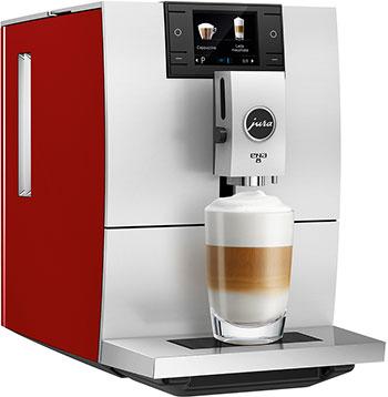 Кофемашина автоматическая Jura ENA 8 Sunset Red (15255)