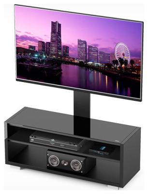 лучшая цена Стойка Alteza Albero TV-42110 черный