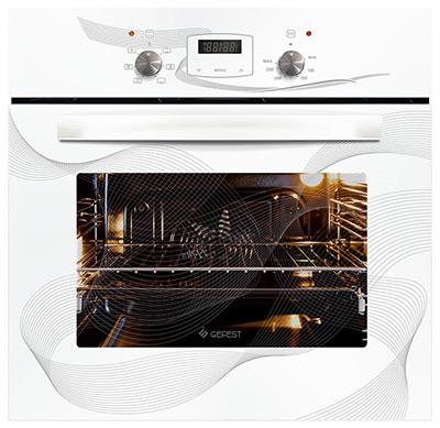Встраиваемый электрический духовой шкаф GEFEST ЭДВ ДА 622-02 К28 встраиваемый электрический духовой шкаф gefest эдв да 622 02 н3
