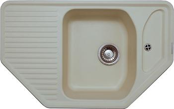 Кухонная мойка LAVA A.1 (CREMA)