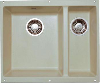 Кухонная мойка LAVA U.2 (CREMA)