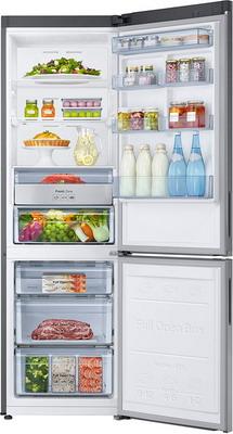 Двухкамерный холодильник Samsung RB 34 K 6220 S4/WT цена 2017