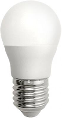 купить Лампа Odeon LG 45 E 27 W5 E 27 G 45 5W 3000 K по цене 71 рублей