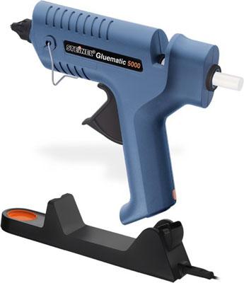 цена на Аккумуляторный термоклеевой пистолет Stinger 332716 GLUEMATIC 5000