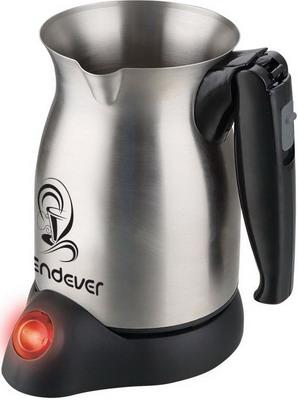 Кофеварка Endever Costa-1005 кофеварка endever costa 1005 серебристый черный